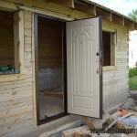 вставка дверей