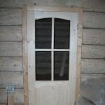 вставка двери
