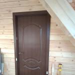 Вставка межкомнатных дверей