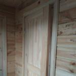 дверь с обналичкой